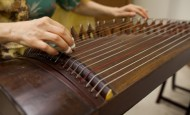Teacher Carries on With Ancient Chinese Instrument