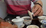 Chinese Youth Leaving Tea Culture in Past