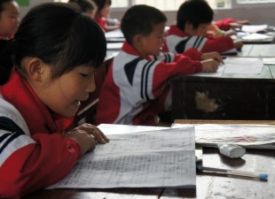 School Reform Recasts Rural China