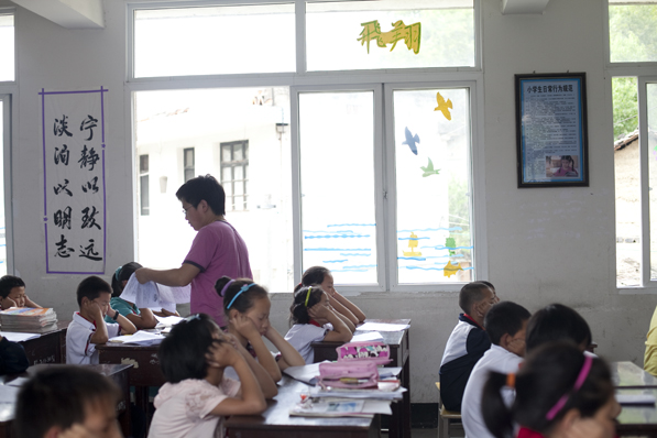 Male Teachers in China